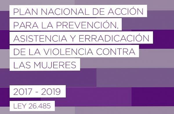 Se presentó el Plan nacional de lucha contra la violencia hacia mujeres