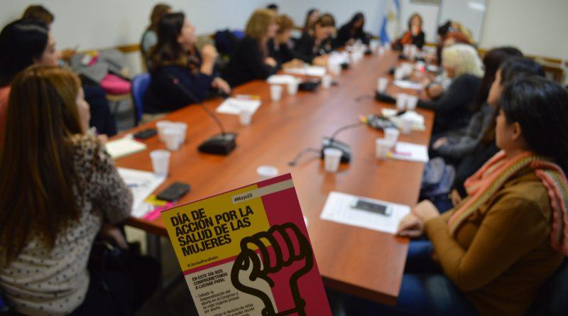Diputadas nacionales se comprometen a actuar por la salud de todas las mujeres