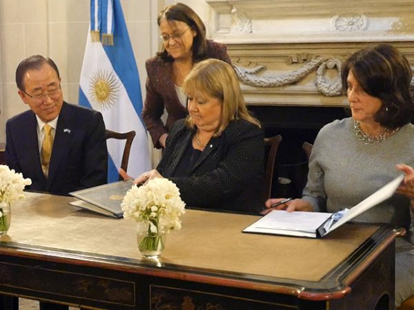 ONU Mujeres en Argentina