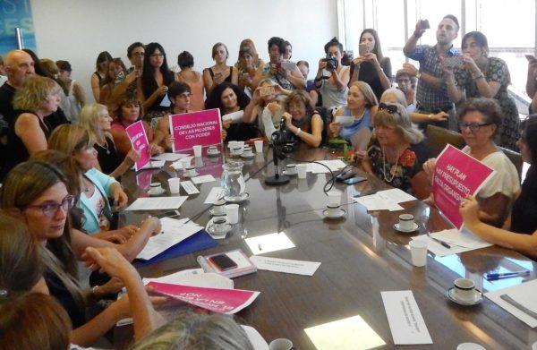 Apoyo a iniciativa por un #ConsejoConPoder y por #EquidadSalarial