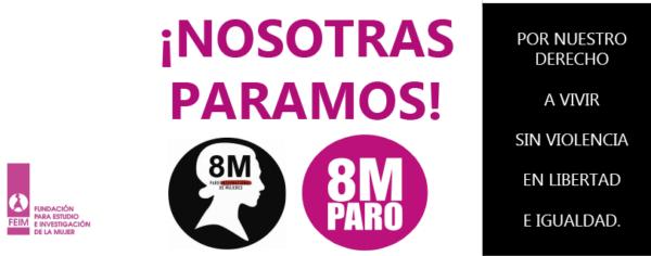 8M: Paramos el mundo