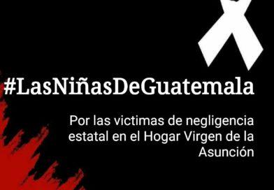 Justicia por las niñas de Guatemala