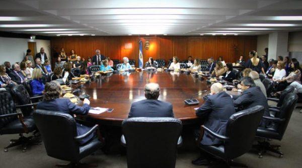 Equidad de la mujer en el Consejo de la Magistratura