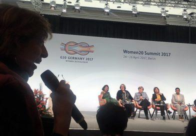 Women20 se reunió en Berlín