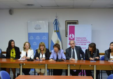 Se presentó el Observatorio de Defensoras de Derechos Humanos de las Mujeres para el Mujeres20