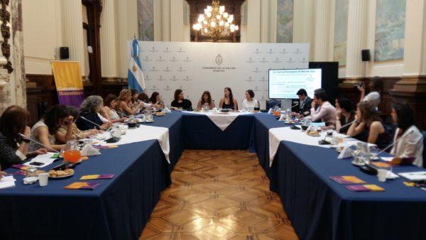 Reunión informativa sobre el Consenso de Montevideo