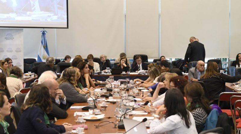 Despenalización del aborto: segunda jornada de debate en Diputados