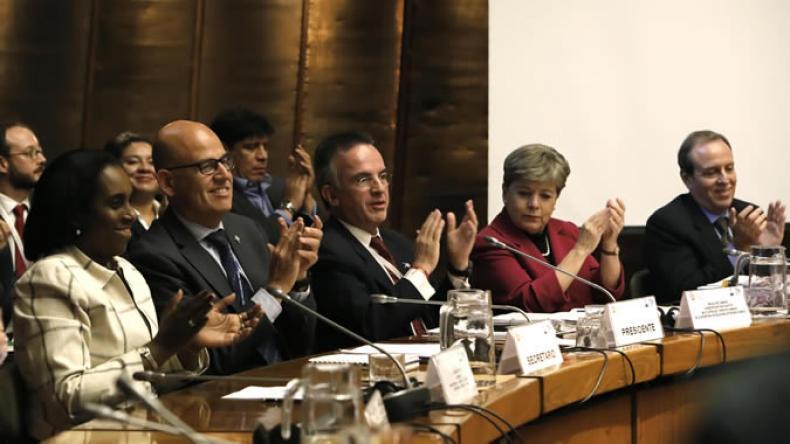 FEIM en El Foro de los Países de América Latina y el Caribe sobre el Desarrollo Sostenible
