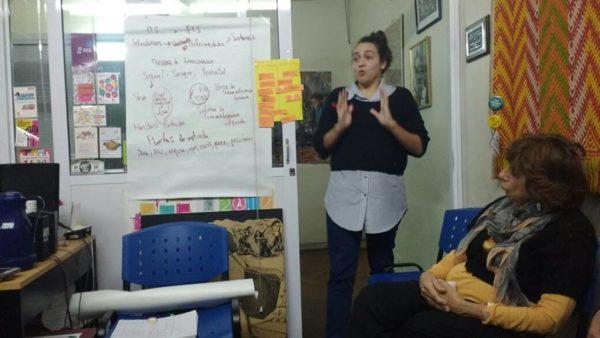 Curso de formación de talleristas