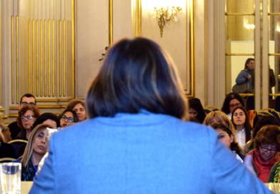 """El INAM y ONU Mujeres llevaron adelante la """"Consulta a la Sociedad Civil a 25 años de la Declaración y Plataforma de Acción de Beijing"""""""