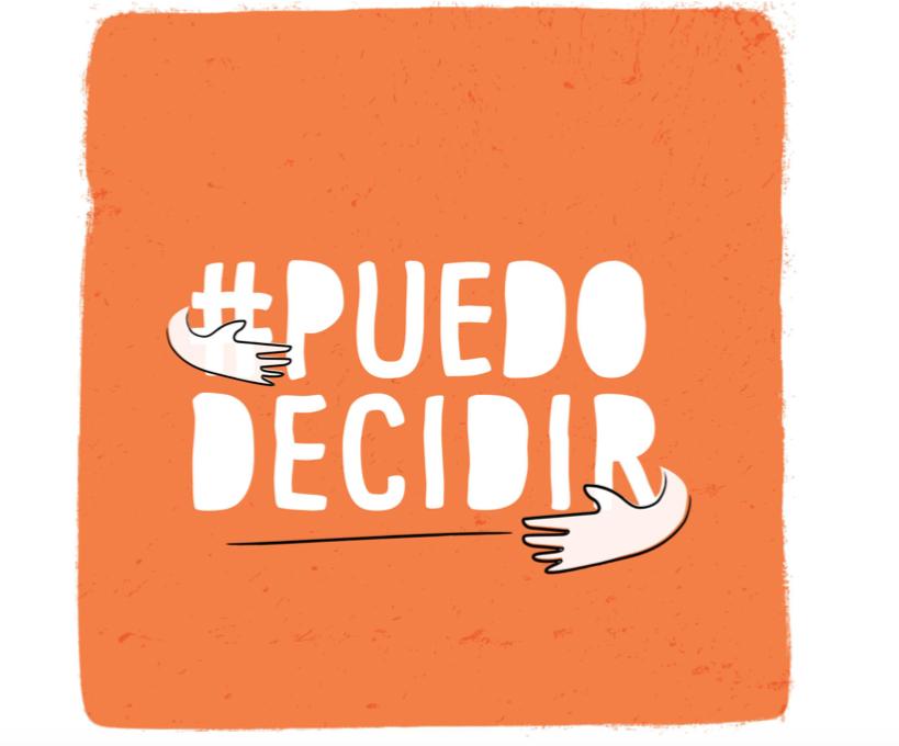 #PuedoDecidir: la campaña para prevenir el embarazo no planificado en  la adolescencia