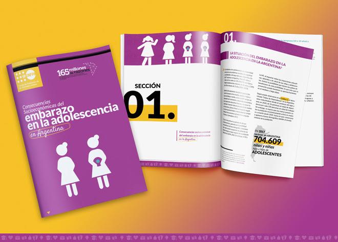 Informe de UNFPA Argentina Pobreza y desempleo: las consecuencias socioeconómicas del embarazo no intencional en la adolescencia