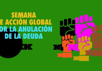 Semana de la acción global por la anulación de la deuda: octubre 10-17