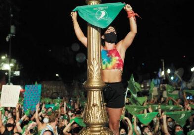 """Argentina, una luz para la """"marea verde"""" en AL"""