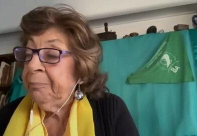 Mabel Bianco hizo un fuerte llamamiento en defensa de la igualdad en el Foro Político de Alto Nivel